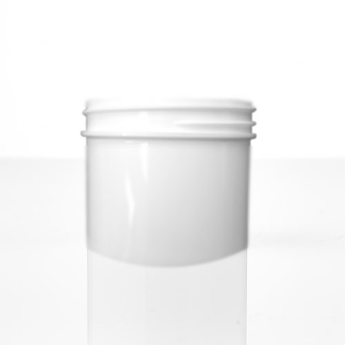 2 oz non-flush jar, compatible with 53 mm closure