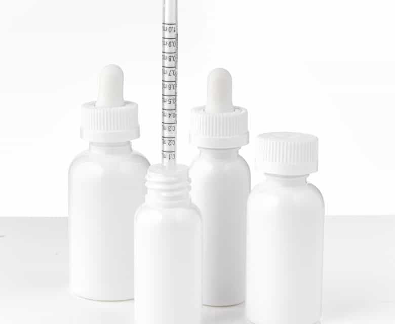 Oil Bottle with 1 mL Dosing Syringe