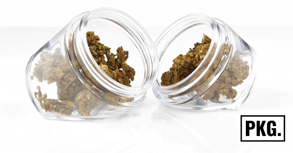 Introducing the Lean Jar: Turning the Cannabis Industry on its Side.