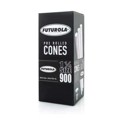84 mm Pre Rolled Cones, 900 per box
