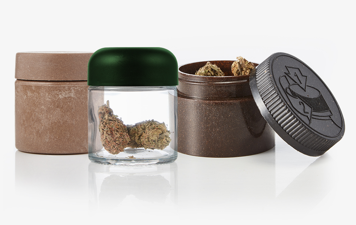 Sustainable Packaging options by Cannasupplies