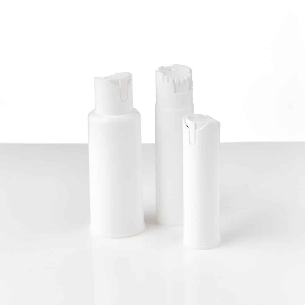 Child-Resistant Discrete Dose Sprayer, made to Order available in 0.5oz, 1oz and 2oz sizes