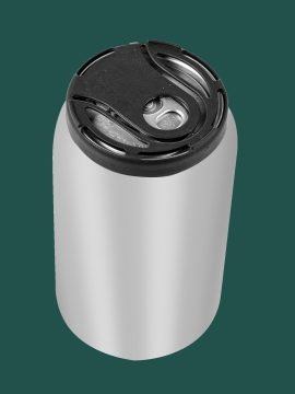 CantTop Child Resistant Overcap for Cans