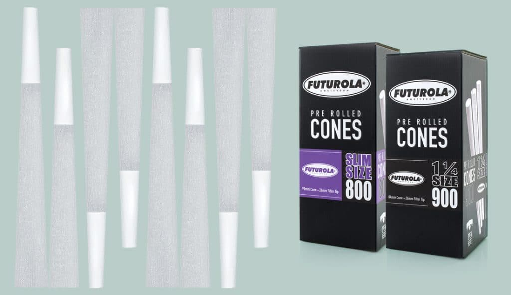 Pre Rolled Cones Now In Stock