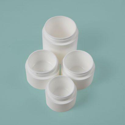 Double Walled Plastic Jars