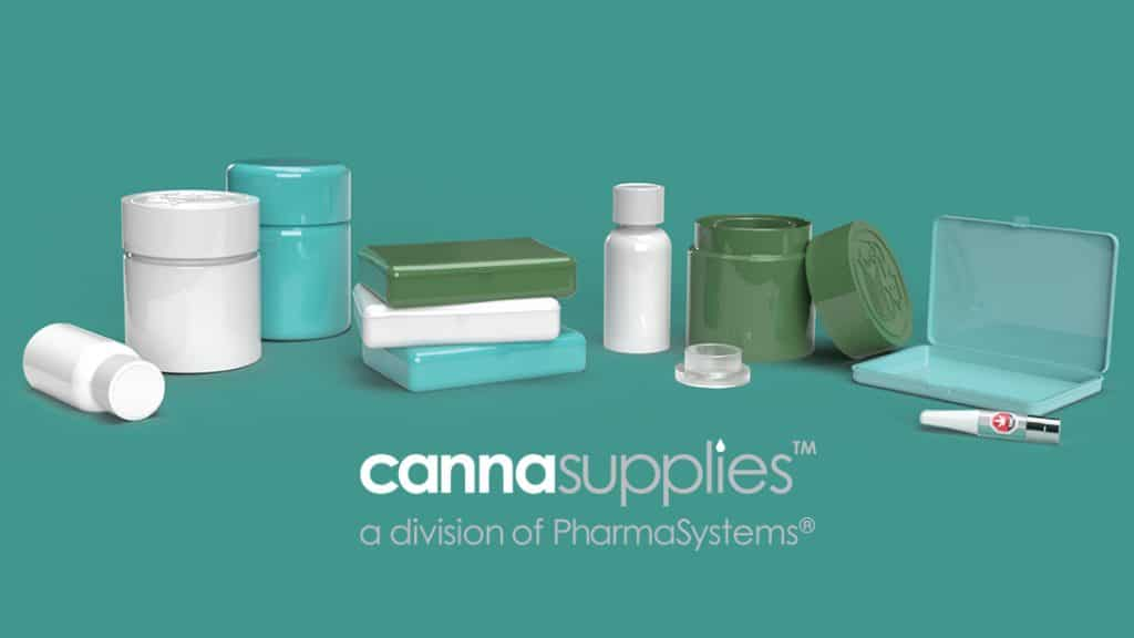 Cannasupplies, a Division of PharmaSystems. Celebrating over 40 Years of Compliant Product Distribution
