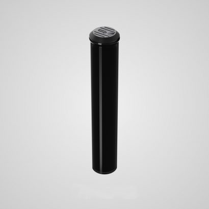 Glass PreRoll Container by Cannasupplies, available in any custom colour