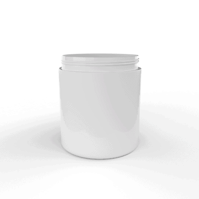 Cannasupplies Large format cannabis jars for 28g dried flower