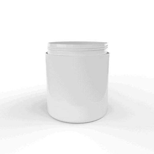Cannasupplies Large format cannabis jars for 28g dried flower