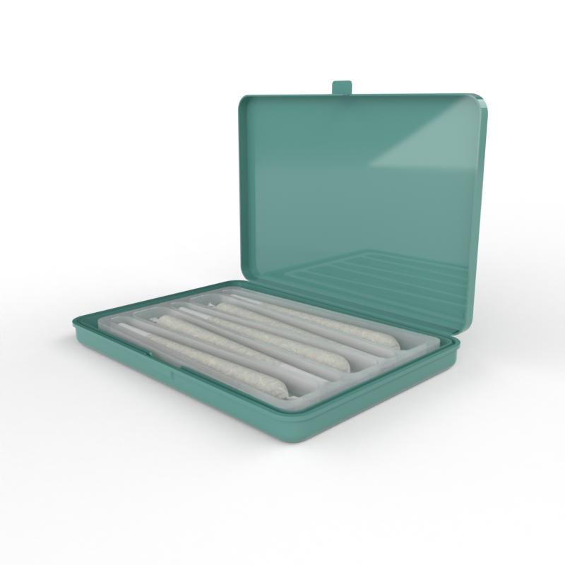 BLIS-PR5S Thermoform Plastic Holder for PreRolls