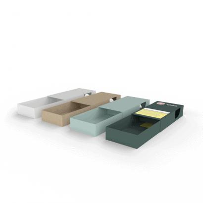 Cannasupplies all-paper box, open, empty