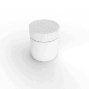 Cannasupplies Child-Resistant Packaging - jar & cap