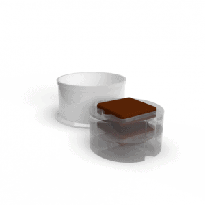 RPET insert for chocolates