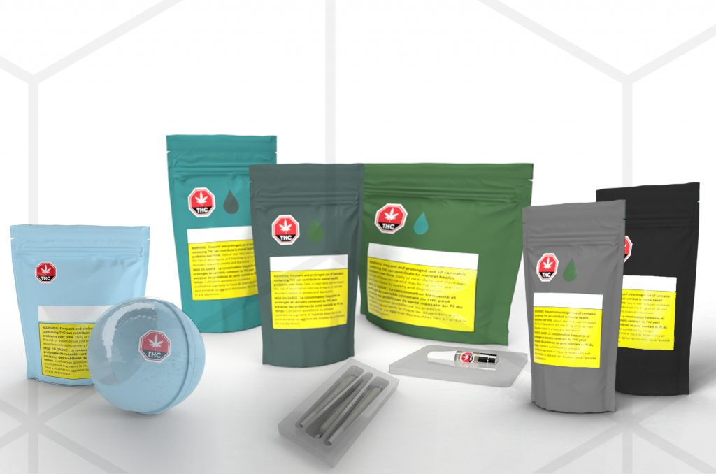 Cannasupplies - CR Pouches in stock and made to order solutions