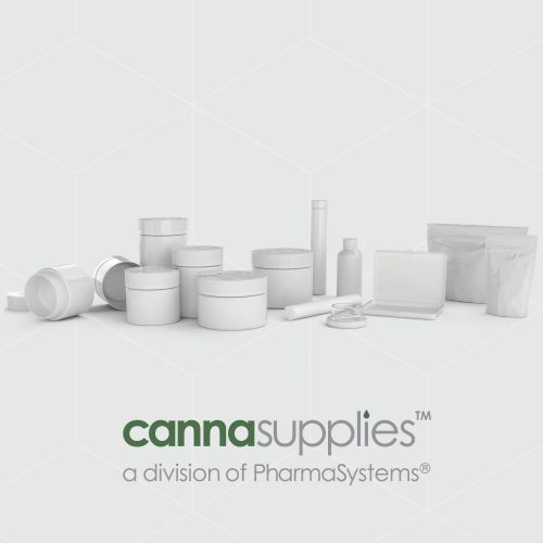 Cannasupplies CR Packaging Sample Kit