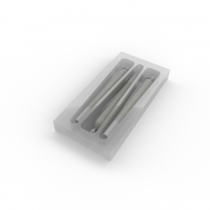 RPET Thermoform Inserts for PreRolls