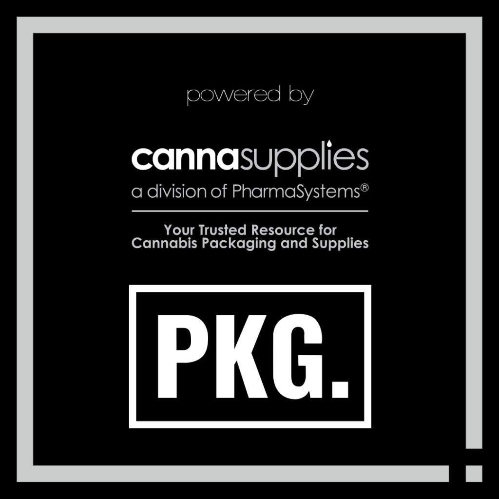 Cannabis Innovation Collective, powered by Cannasupplies and PKG.