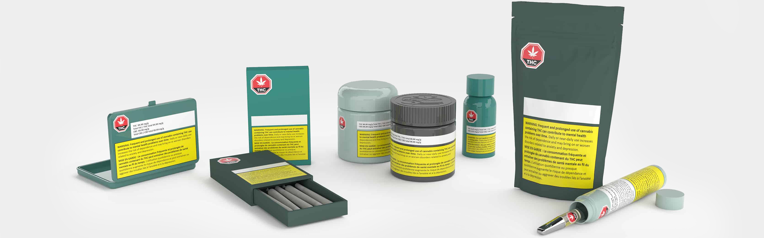 Cannasupplies Compliant Child-Resistant Packaging Solutions