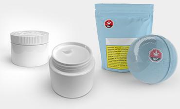 Cannasupplies Topical Packaging