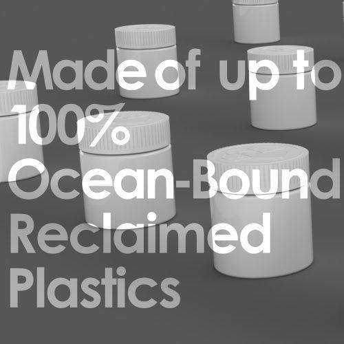 Plastic - Reclaimed Ocean Bound ♳ ♴