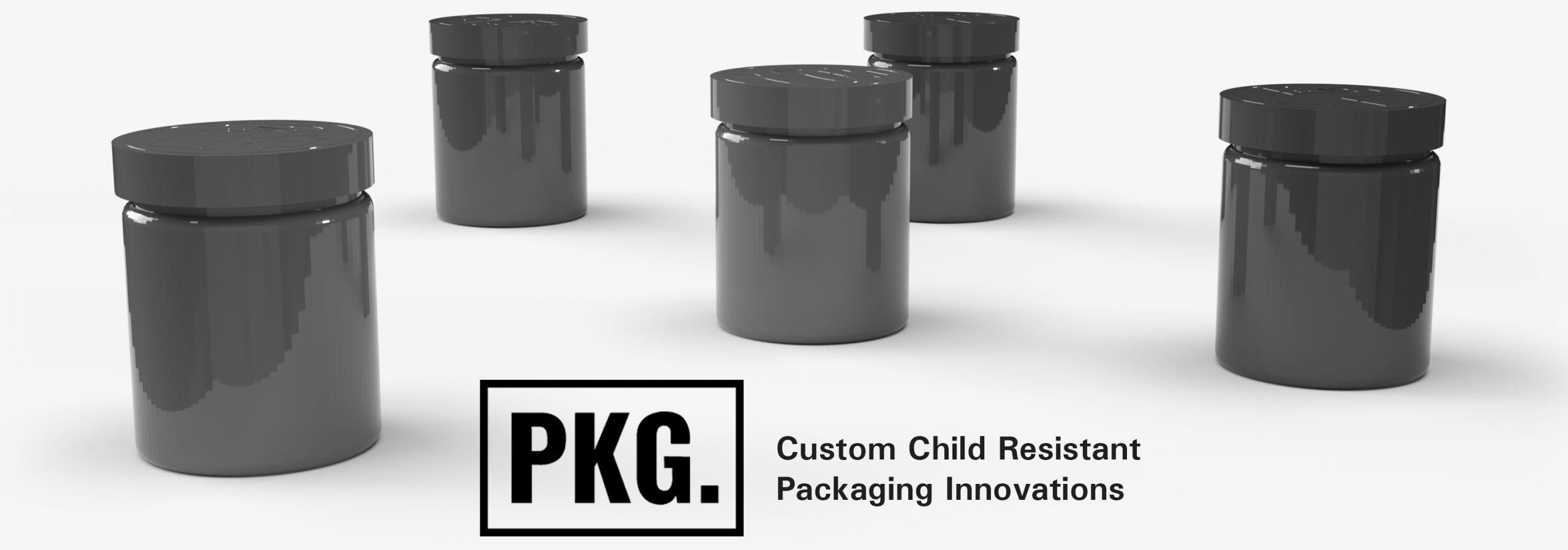 PKG - Child-Resistant Packaging Solutions