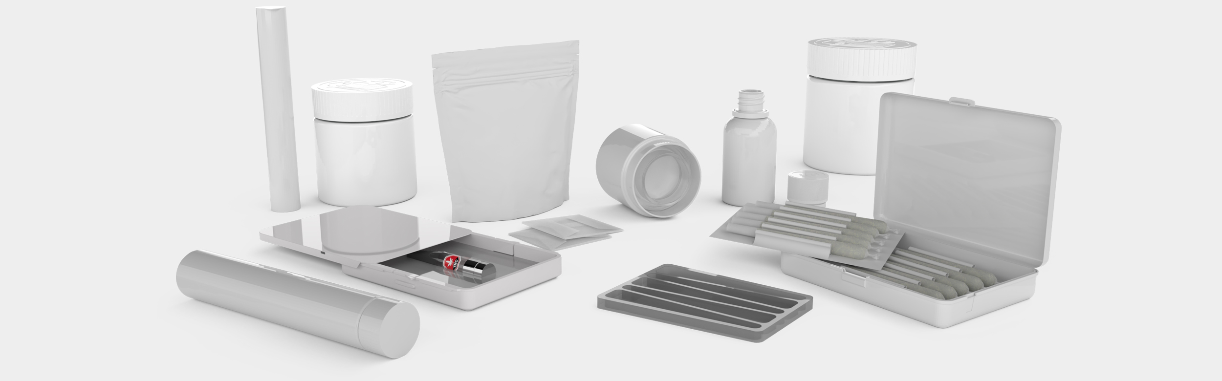 Cannasupplies Child Resistant Packaging Solutions for Cannabis