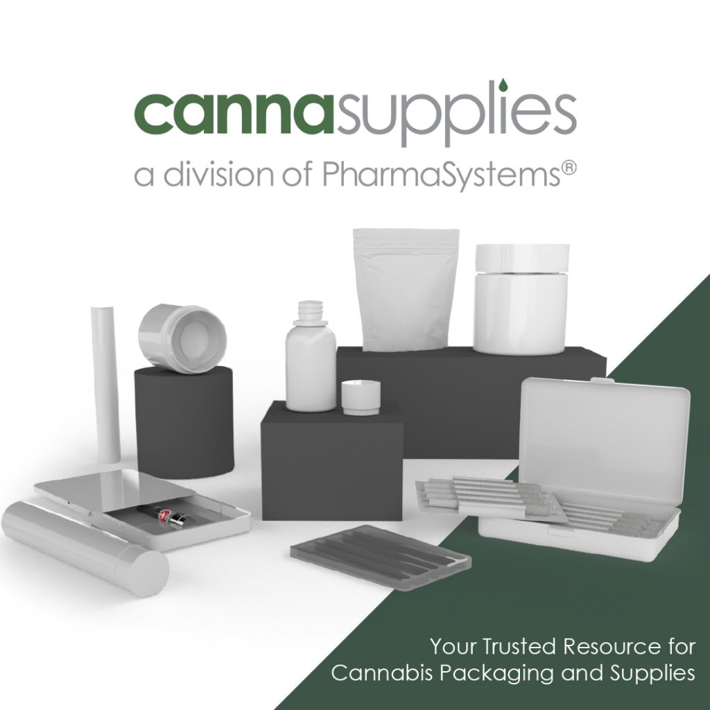 Cannasupplies Sustainable Child Resistant solutions for Cannabis Packaging