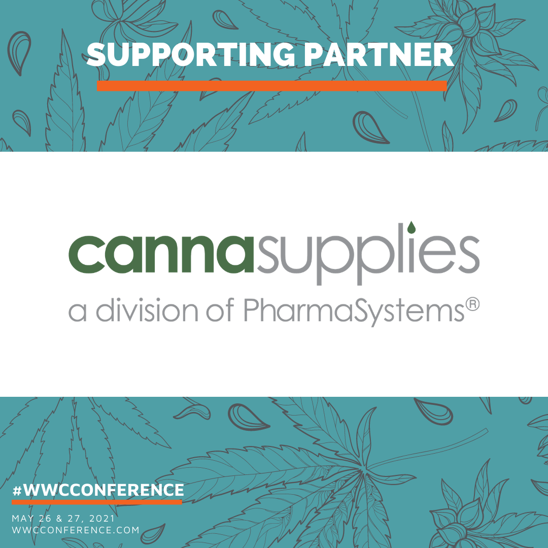 Cannasupplies Supporting partner of the WWC Conference