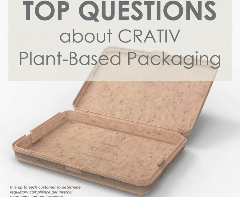 Crativ PB, made with Plant Based Materials